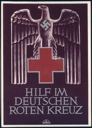 303035: Int. Organisations, Red Cross, 1933 - 1945