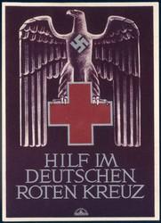 303035: Int. Organisations, Red Cross, 1933 - 1945