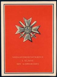661200: Third Reich Propaganda, Honours