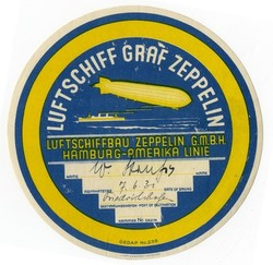 986599: Zeppelin, Zeppelin Memorabilia, others