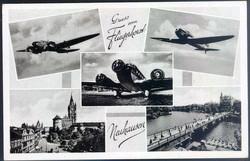 146: Fieldpost World War  II - Picture postcards