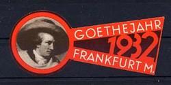 350505: Art & Culture, Literature, Goethe