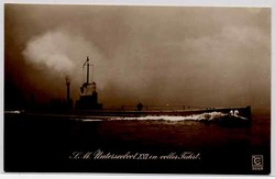 745030: Ships and Navigation, U-Boats, Submarines, WW-I