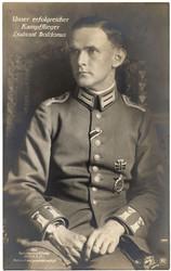 440610: Aviation, Military Airplanes - WW-I, Sanke Postcards