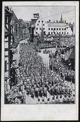 662404: Third Reich Propaganda, Events and Party Rallies, Party Rally 1934