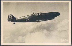 441010: Aviation, Military Airplanes - WW-II, Messerschmidt