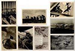 444098: Aviation, Famous WW-II Pilots, others