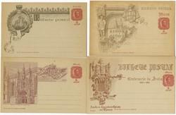 4215: Macau - Ganzsachen
