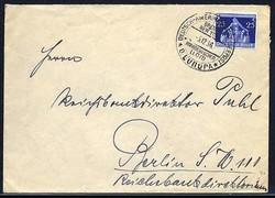 746007: Ships and Navigation, Ship Mail, German Ship Mail 1933-45