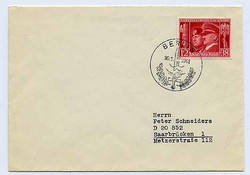 664048: Third Reich Propaganda, Special Postmarks, Propagandapostmarks