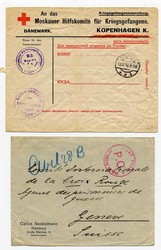 German Empire - Covers bulk lot