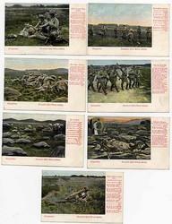 185: German Southwest Africa - Covers bulk lot