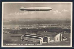 985045: Zeppelin, Zeppelin Postcards, LZ 127