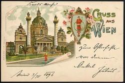 4775: Österreich Lombardei Venetetien Zeitungsstempelmarken - Postkarten