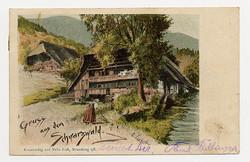 107800: Deutschland West, Plz Gebiet W-78, 780-781 Freiburg im Breisgau