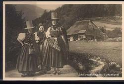107740: Deutschland West, Plz Gebiet W-77, 774 Triberg im Schwarzwald