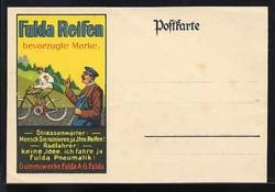 106400: Deutschland West, Plz Gebiet W-64, 640- 641 Fulda