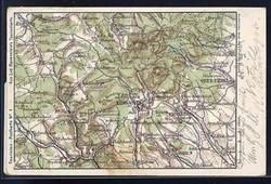 106240: Deutschland West, Plz Gebiet W-62, 624 Königsein im Taunus