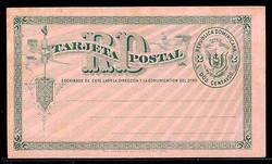 2410: Dominikanische Republik - Ganzsachen