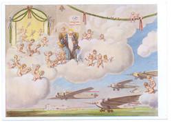 448410: Aviation, Advertising, Postcards