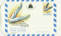 5590: San Marino - Privatganzsachen