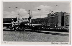 445010: Aviation, airports, German Airports