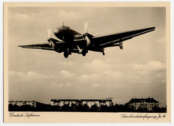 448410: Aviation, Advertising, Postcards