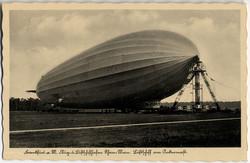 985045: Zeppelin, Zeppelin Postcards, LZ 127