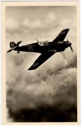 441010: Aviation, Military Airplanes - WW-II, Messerschmidt