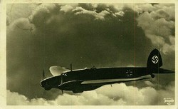 441020: Aviation, Military Airplanes - WW-II, Heinkel