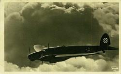 441020: Aviation, Military Airplanes - WW-II, Heinkel