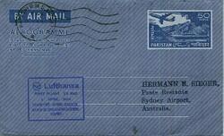 4860: Pakistan - Privatganzsachen