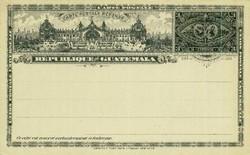 2930: Guatemala - Ganzsachen