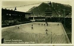 781500: Sport & Games, Olympic games 1936 Garmisch,