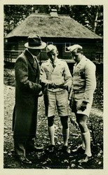 780518: Sport & Games, Olympic games Berlin 1936, Athletes