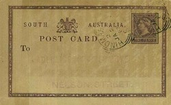 6110: Südaustralien - Ganzsachen