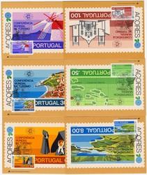 1770: Azoren - Maximumkarten