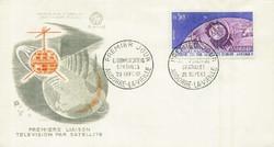 1670: Andorra Französische Post - Stempel