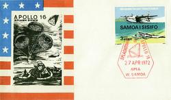 3580: Italienisch Somaliland - Stempel
