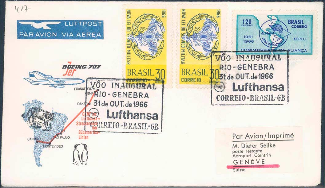 Christ-Stamps - Brazil