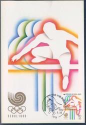 4020: Kolumbien Departamentos Tolima Wertbriefversicherung - Maximumkarten