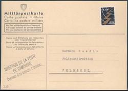 5711: Schweiz Soldatenmarken - Vorphilatelie