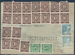 1291: Postage paid on entires, emergency issues