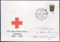 107200: Deutschland West, Plz Gebiet W-72, 720 Tuttlingen