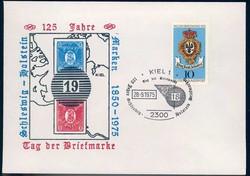 102300: Deutschland West, Plz Gebiet W-23, 230- 231 Kiel