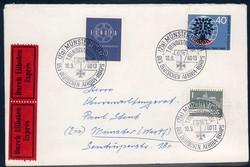 104400: Deutschland West, Plz Gebiet W-44, 440- 441 Münster