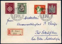 104300: Deutschland West, Plz Gebiet W-43, 430 Essen