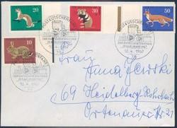 107500: Deutschland West, Plz Gebiet W-75, 750- 751 Karlsruhe