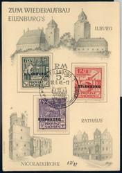 860: Deutsche Lokalausgabe Eilenburg - Stempel