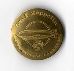 986510: Zeppelin, Zeppelin Memorabilia, Coins/Medals